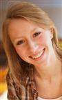 Репетитор по географии, английскому языку, предметам начальной школы и подготовке к школе Ольга Александровна