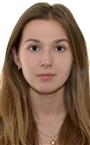 Репетитор по английскому языку и испанскому языку Елизавета Дмитриевна