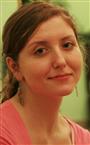 Репетитор по испанскому языку и английскому языку Анастасия Борисовна