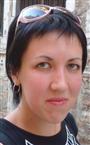 Репетитор по французскому языку и английскому языку Анастасия Михайловна