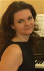 Репетитор по музыке Екатерина Валерьевна
