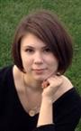 Репетитор по биологии Мария Александровна