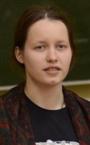 Репетитор по математике и химии Анна Дмитриевна