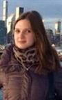 Репетитор по английскому языку и биологии Дарья Александровна