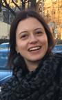Репетитор по французскому языку Дарья Владимировна
