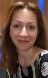 Репетитор английского языка Дубкова Ирина Валентиновна