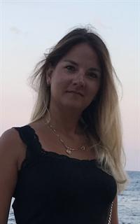 Репетитор английского языка Израилова Анна Юрьевна