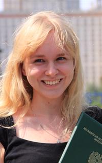 Репетитор испанского языка Заикина Мария Викторовна