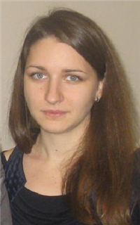 Репетитор математики Родыгина Анастасия Евгеньевна