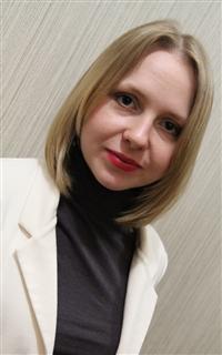Репетитор французского языка и английского языка Калмыкова Екатерина Олеговна