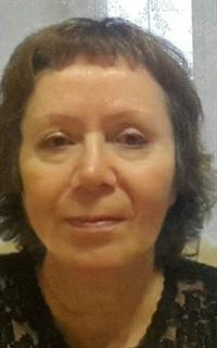 Репетитор английского языка Вернова Елена Георгиевна