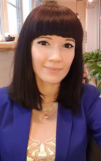 Репетитор английского языка Филимонова Наталья Евгеньевна