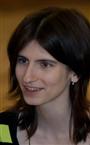 Репетитор биологии и математики Черткова Екатерина Романовна