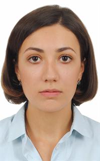 Репетитор английского языка и французского языка Приходько Евгения Дмитриевна