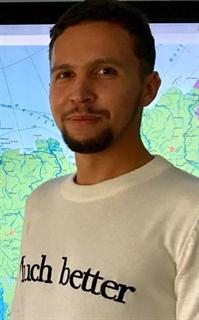 Репетитор географии, математики и английского языка Миронов Илларион Александрович