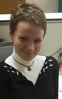 Репетитор математики и русского языка Борисова Анна Вячеславовна