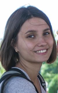 Репетитор математики и физики Худякова Анастасия Андреевна