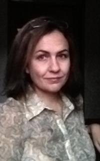 Репетитор английского языка Сборская Марина Андреевна