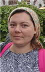 Репетитор химии и биологии Абдуллаева Марина Джамаловна
