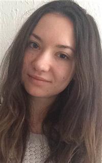 Репетитор английского языка, испанского языка и русского языка Сохацкая Дарья Владимировна