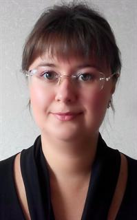 Репетитор математики Симонова Виктория Викторовна