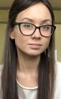 Репетитор по испанскому языку и английскому языку Александра Олеговна