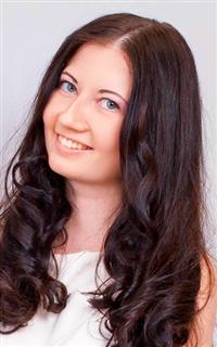 Репетитор английского языка Краснобрыжая Ольга Вячеславовна