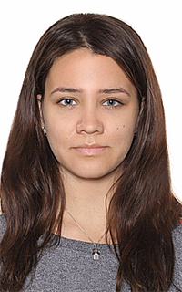 Репетитор физики, математики и английского языка Степко Анастасия Евгеньевна