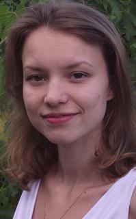 Репетитор химии и математики Забильская Анна Викторовна