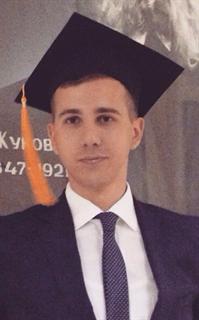 Репетитор китайского языка и английского языка Орлов Никита Алексеевич