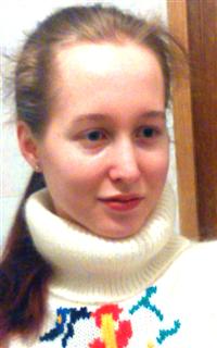 Репетитор английского языка Гарбузова Екатерина Николаевна