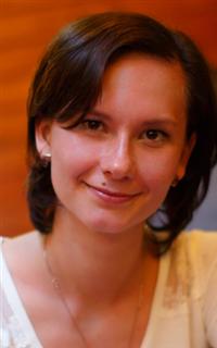 Репетитор русского языка и литературы Сологубова Дарья Андреевна