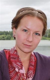 Репетитор немецкого языка Воробьева Анна Сергеевна