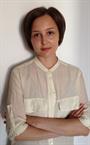 Репетитор испанского языка Конюшихина Надежда Львовна