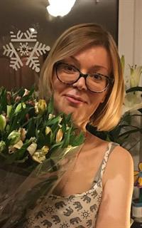 Репетитор английского языка и предметов начальных классов Крахмалева Ольга Анатольевна