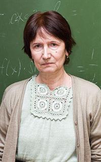 Репетитор математики Суворченкова Галина Акимовна