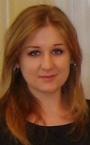 Репетитор французского языка и английского языка Тюлькина Алена Дмитриевна