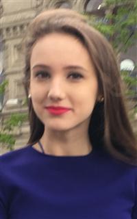 Репетитор русского языка, биологии, предметов начальных классов, математики и английского языка Чистова Дарья Сергеевна