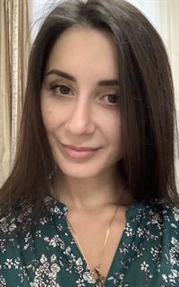 Репетитор математики Смигунова Ольга Эльбрусовна