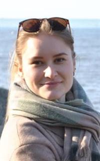 Репетитор немецкого языка и английского языка Абрамова Дарья Александровна