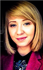 Репетитор английского языка, французского языка и обществознания Сороквашина Юлиана Игоревна