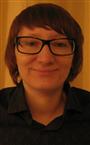 Репетитор по английскому языку и французскому языку Анна Александровна