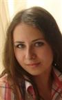 Репетитор химии Сапожникова Ксения Андреевна