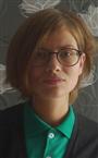 Репетитор ИЗО Кривозубова Юлия Игоревна