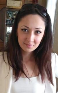 Репетитор английского языка Темирканова Алина Арсеновна