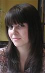 Репетитор испанского языка Бройдо Мария Аркадьевна