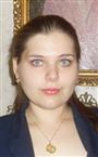 Репетитор музыки и музыки Бакурова Екатерина Александровна