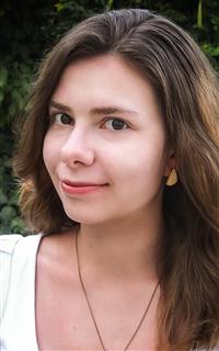 Репетитор английского языка и русского языка Клубничкина Дарья Александровна