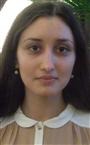 Репетитор математики и физики Каспарова Елена Аркадьевна