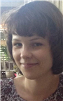 Репетитор французского языка Понкрашова Александра Владимировна